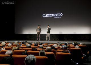 """PIF @ Cinemazero di Pordenone """"In guerra per amore"""" - www.davidefranchini.it Davide Franchini MULTIMEDIA"""