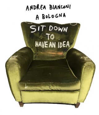 sit down to have an idea