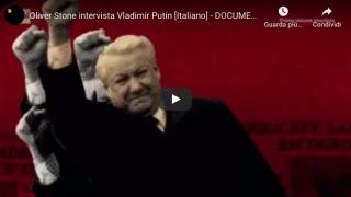 Oliver Stone intervista Vladimir Putin [Italiano] - DOCUMENTARIO Pt.1/2 davide franchini